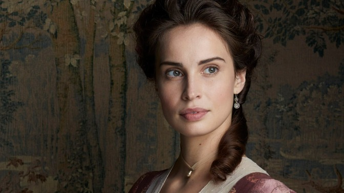 WARNING: Embargoed for publication until 00:00:01 on 30/08/2016 - Programme Name: Poldark - TX: n/a - Episode: Generic (No. n/a) - Picture Shows: Elizabeth **EMBARGOED UNTIL TUESDAY 30TH AUGUST** Elizabeth (HEIDI REED) - (C) BBC - Photographer: Ellis Parrinder